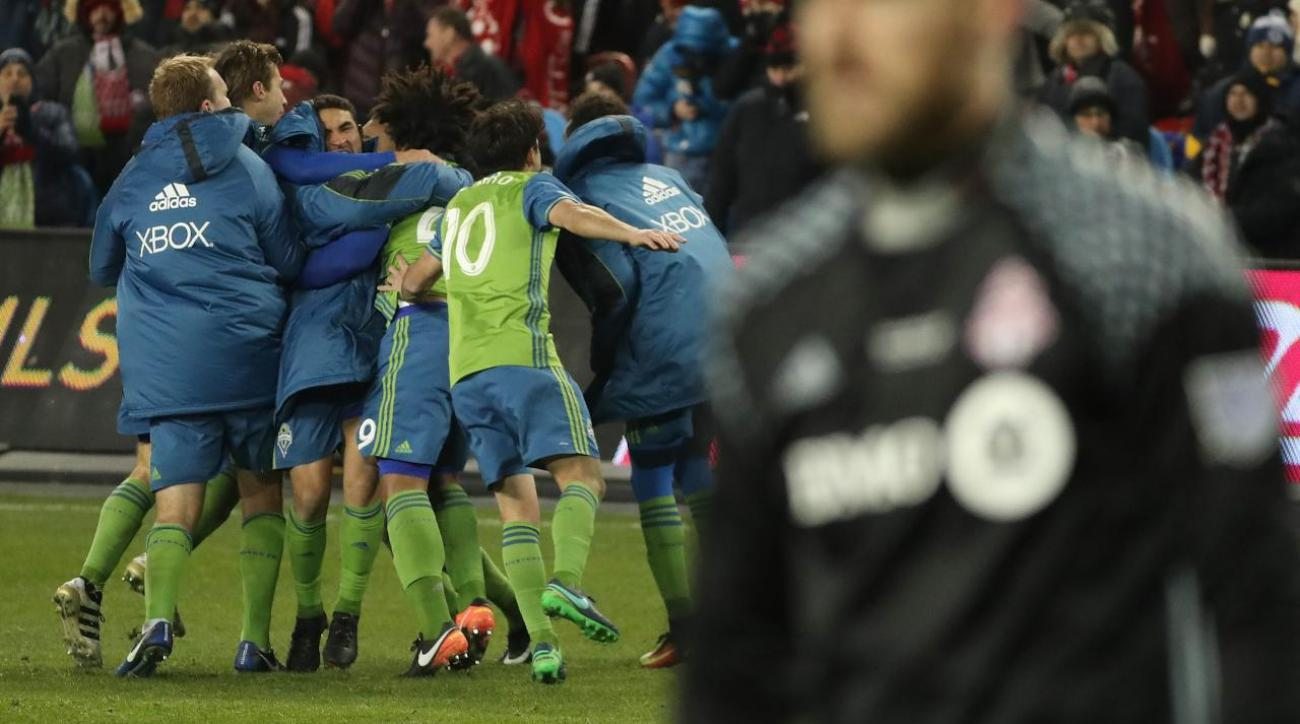 Seattle Sounders win MLS Cup in penalty kicks