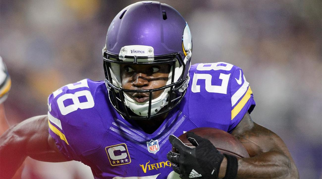 Adrian Peterson plans to play Week 16 vs. Packers