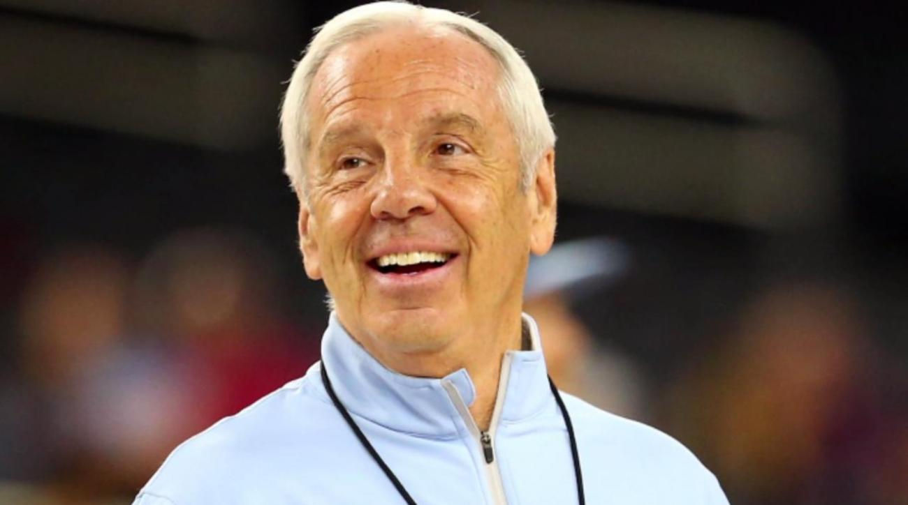 Roy Williams wrote a letter to a fan after her dog named Roy died