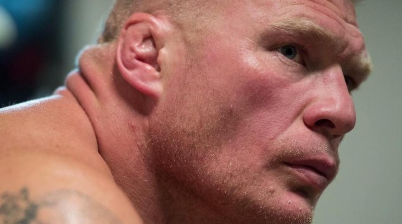 Brock Lesnar suspended for one year, fined $250,000 after failing drug tests