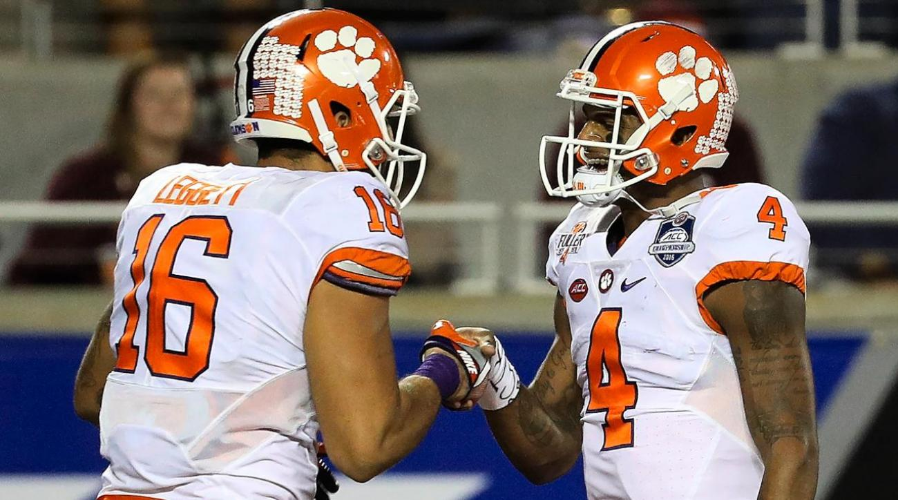 Fiesta Bowl preview: No. 2 Clemson vs No. 3 Ohio State