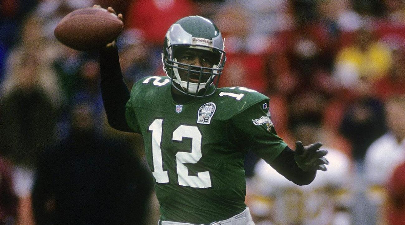 577c9144379 VIDEO - NFL: Randall Cunningham revolutionized the quarterback position    SI.com