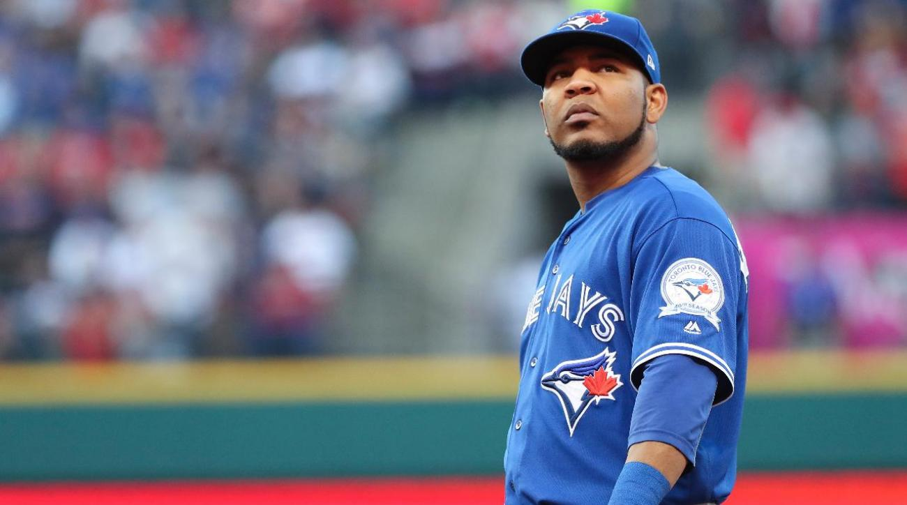 Report: Edwin Encarnacion signs three-year deal with Indians