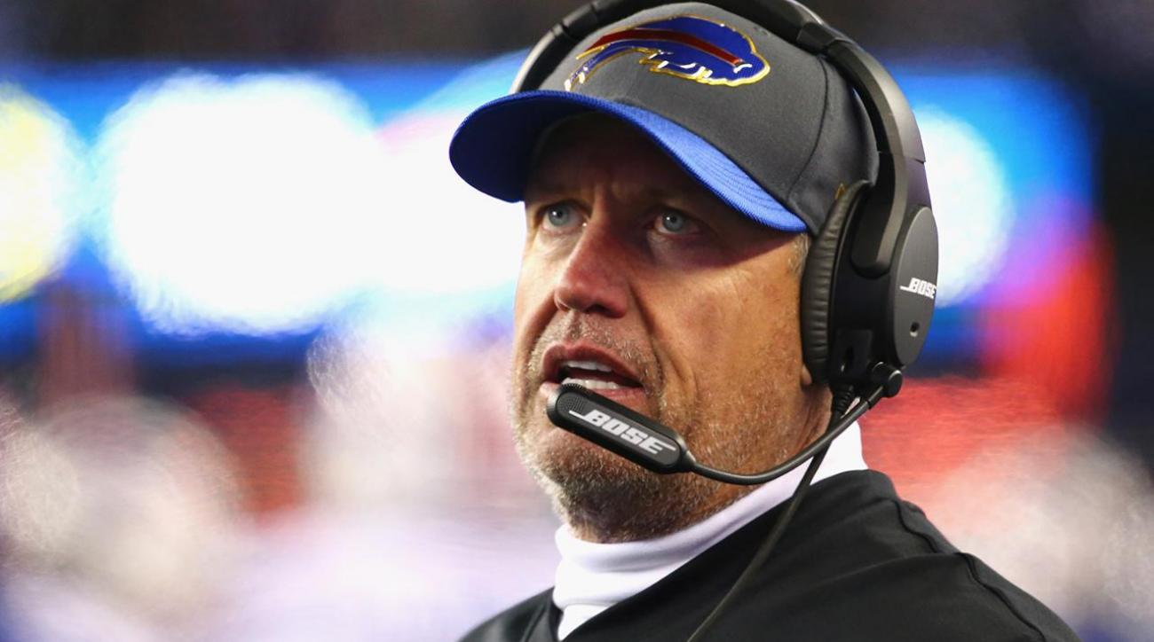 Bills fire Rex Ryan after two seasons IMAGE