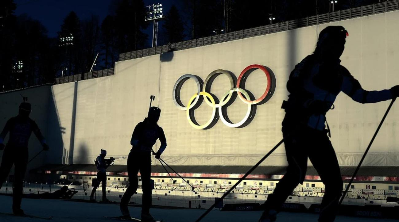 Russian officials admit to widespread doping operation at Olympics IMAGE