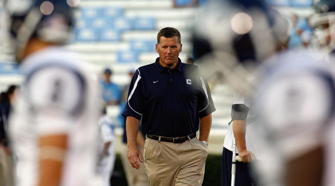 Randy Edsall returns to UConn as head coach