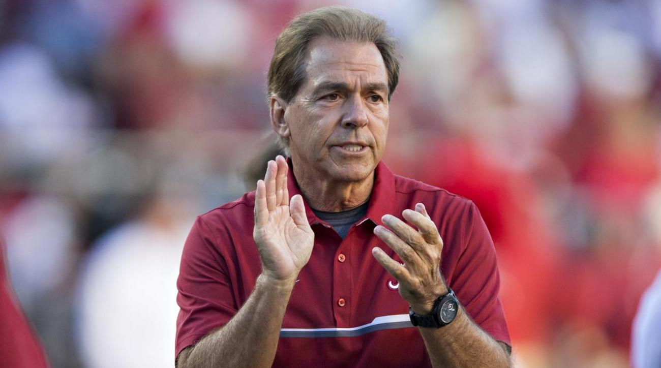 #DearAndy: Scenarios Nick Saban would leave Alabama
