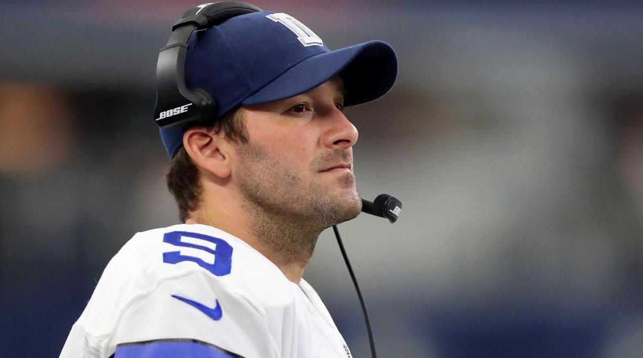 Report: Tony Romo expected to play Sunday