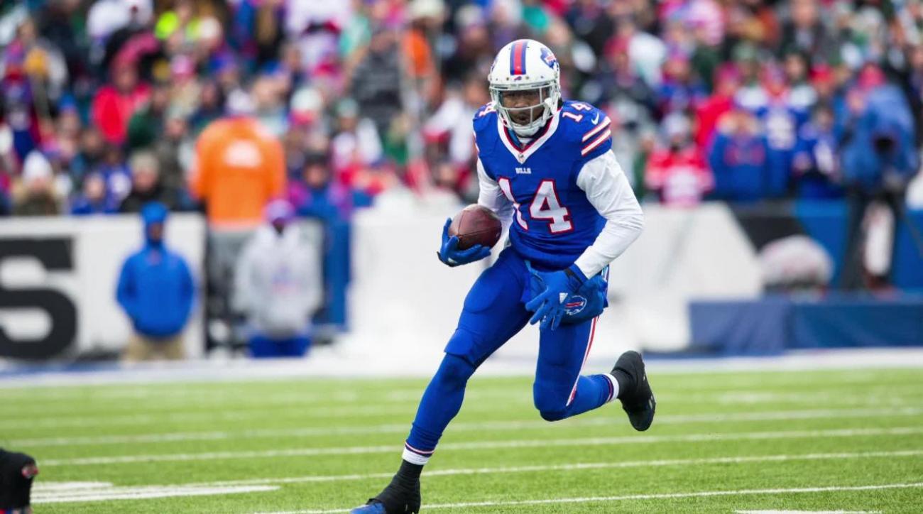 Report: Bills' Sammy Watkins to have another surgery on broken left foot