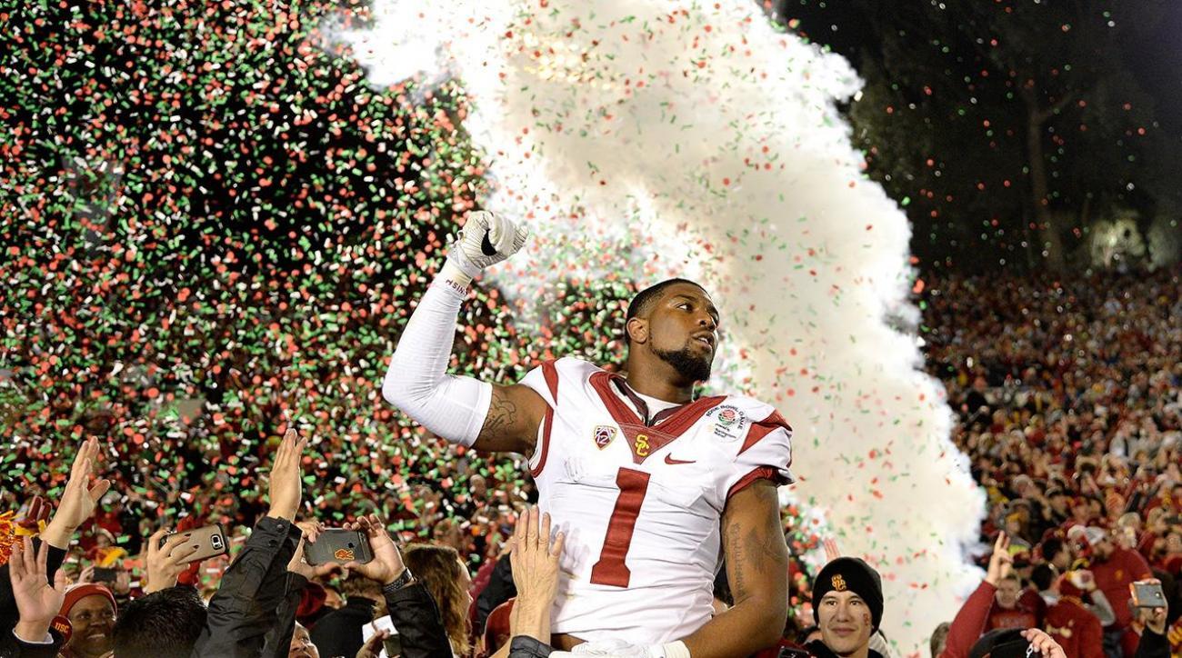USC wins highest-scoring Rose Bowl game in history