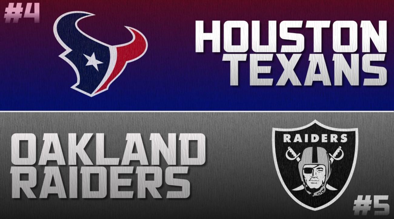 Playoff Breakdown: Raiders vs. Texans