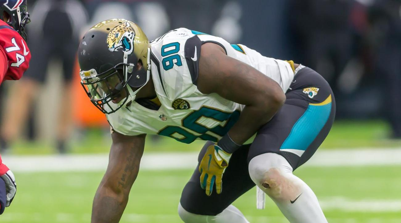 Jaguars Here s the first thing Malik Jackson will tell the new