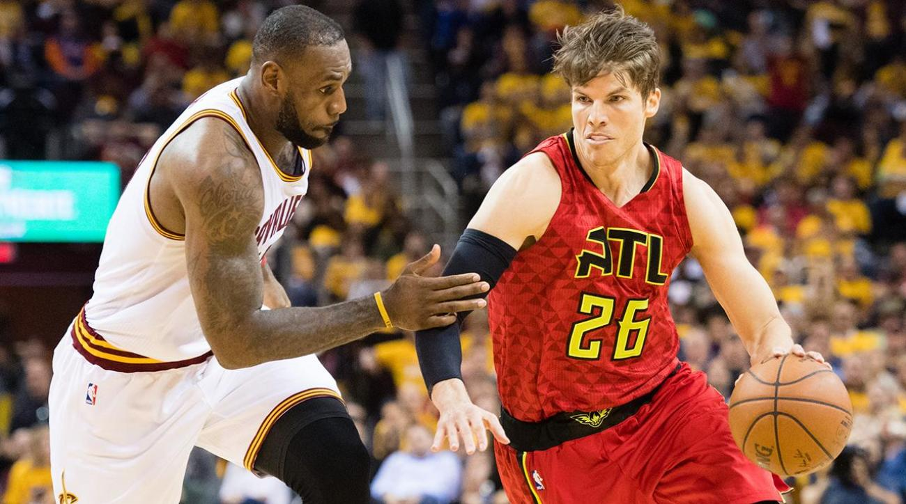 Cavaliers Kyle Korver will have fun playing with LeBron