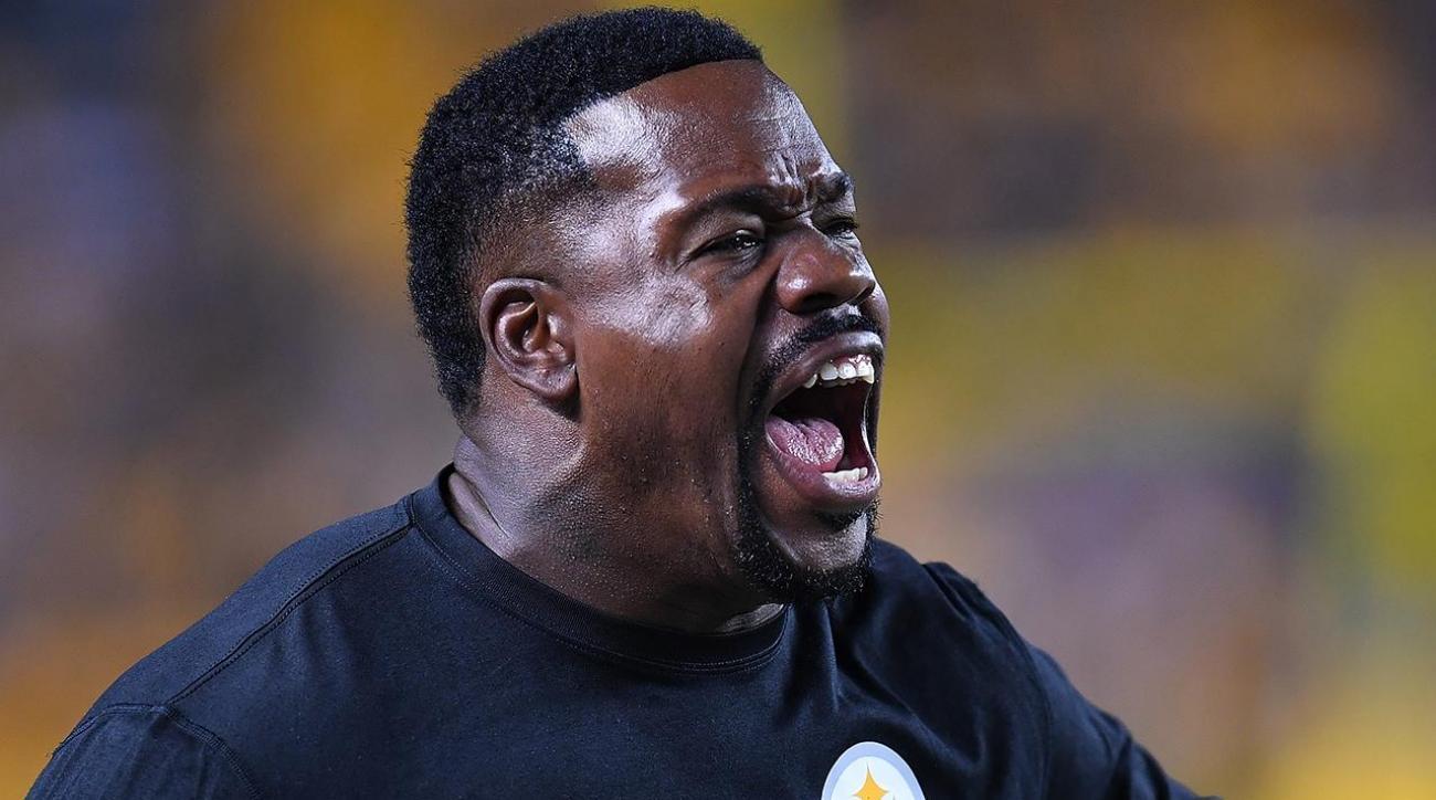 Steelers assistant Joey Porter arrested