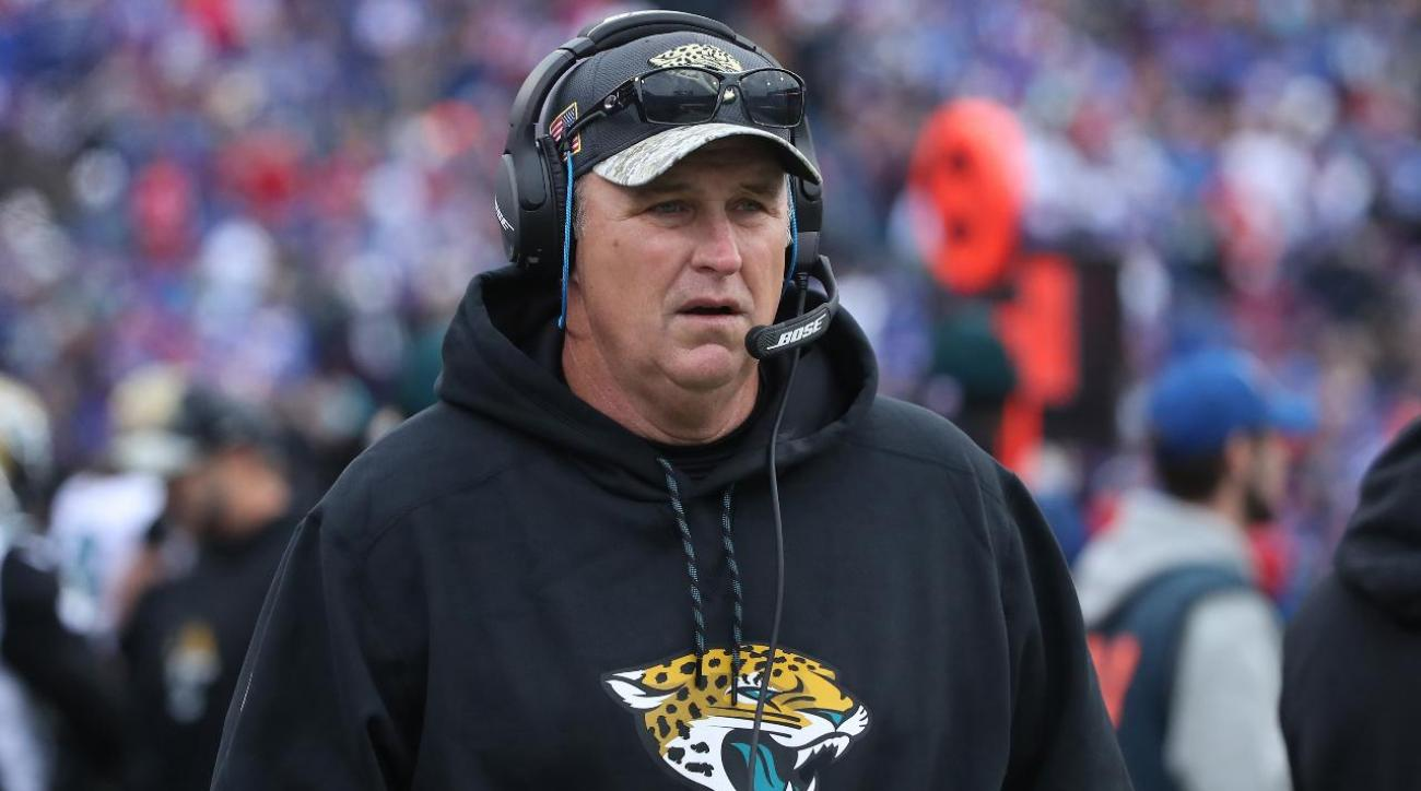 Report: Jaguars to hire Doug Marrone as head coach
