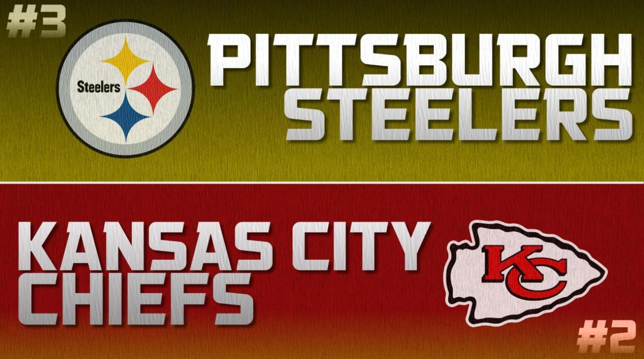 Playoff Breakdown: Steelers vs. Chiefs