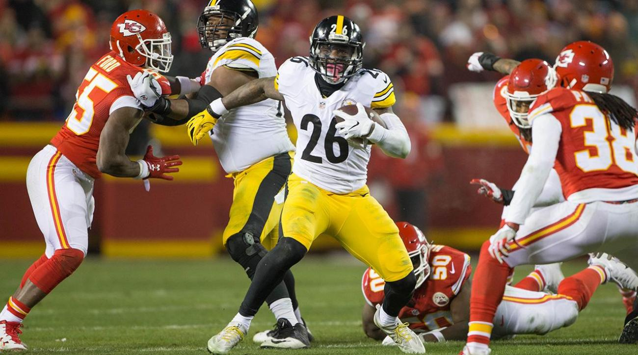 Steelers beat Chiefs on Boswell's six field goals