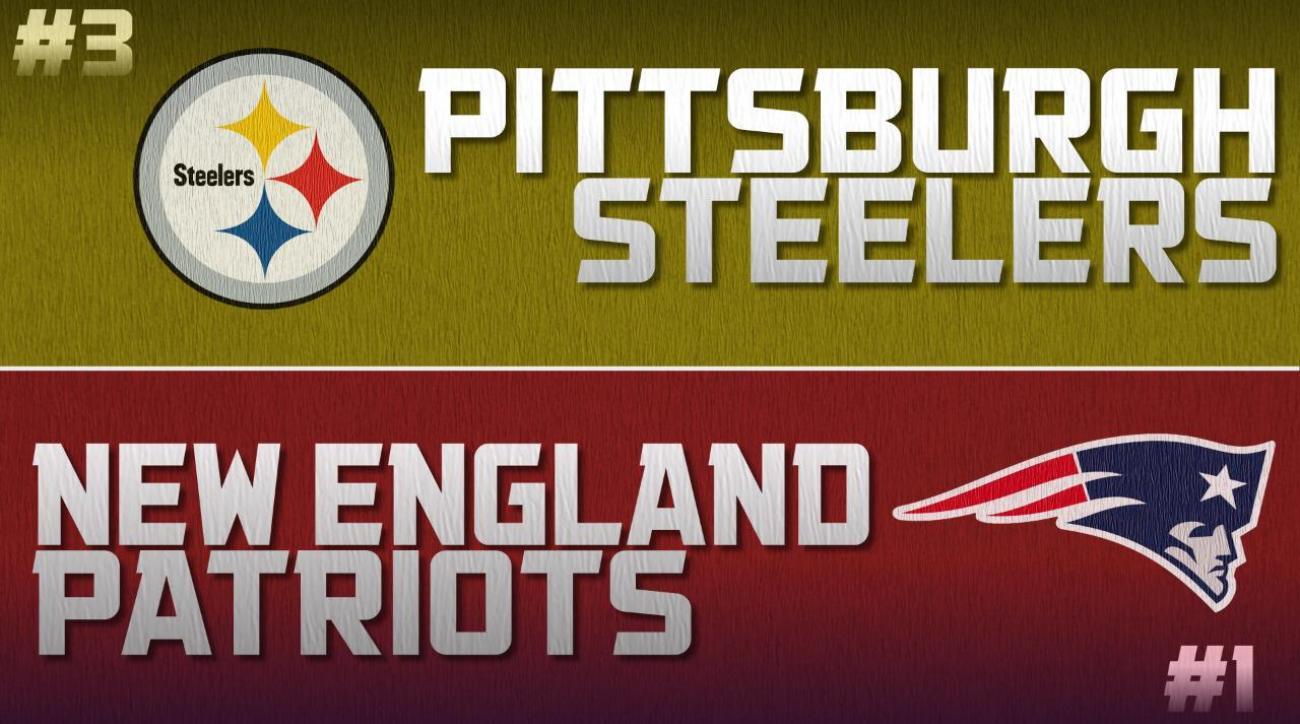 Playoff Breakdown: Steelers vs. Patriots