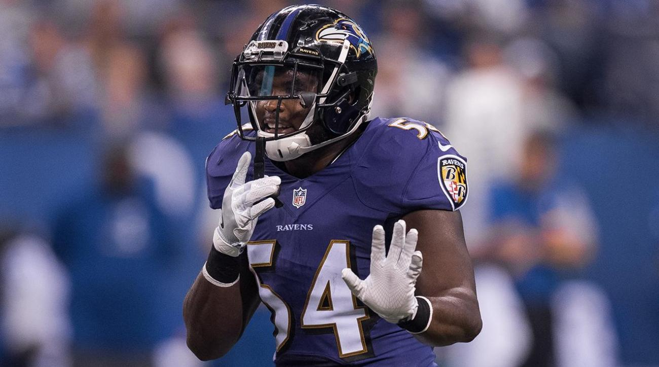 Ravens LB Zach Orr to retire at 24 due to neck injury