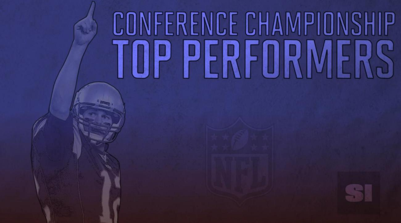 Top Performers: Conference Championships