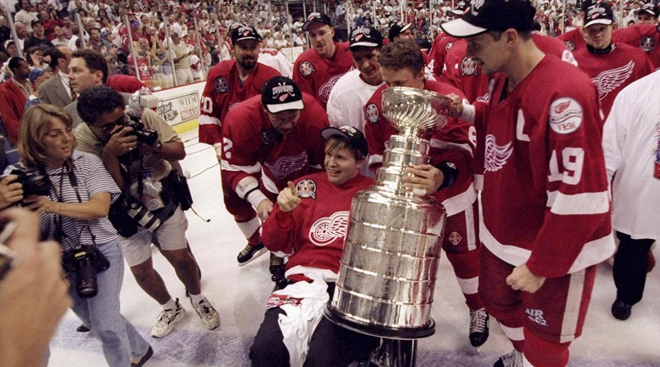 NHL's Most Iconic Moments, No. 15: Believe IMG