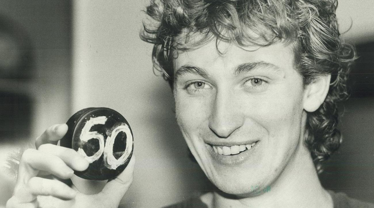 No. 4: Wayne Gretzky's 50 in 39 IMG