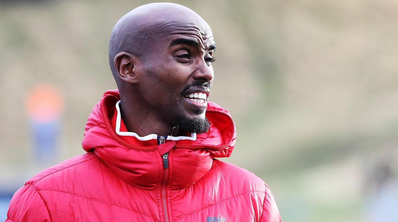 Mo Farah: Trump's immigration policy 'made me an alien'