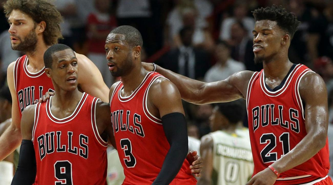 NBA Power Rankings: Bulls' dysfunction continues