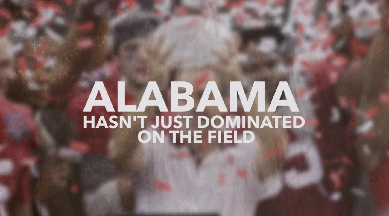 Alabama's recruiting success remains unmatched