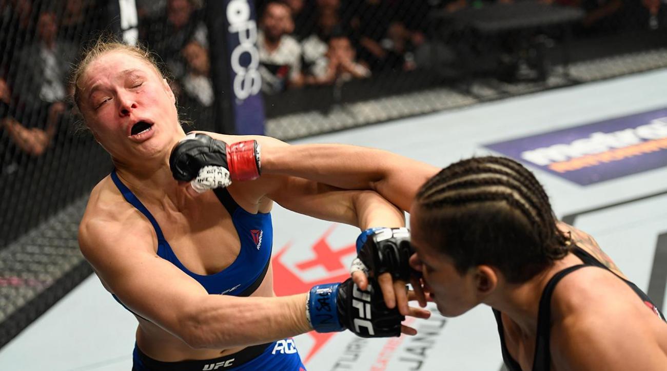 Amanda Nunes apologizes to Ronda Rousey