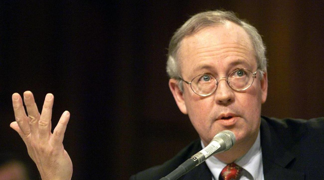 Report: Ex-Baylor president Ken Starr could join Trump administration IMAGE