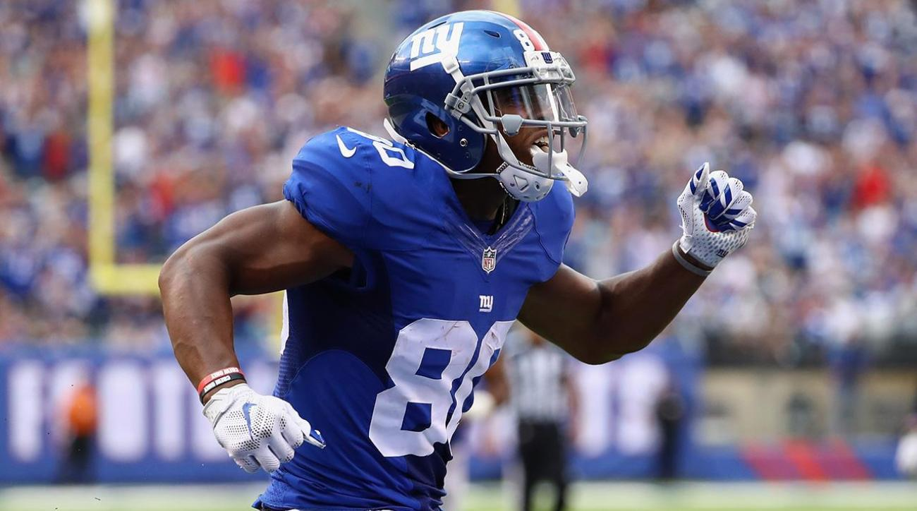 Reports: Giants release WR Victor Cruz after seven seasons