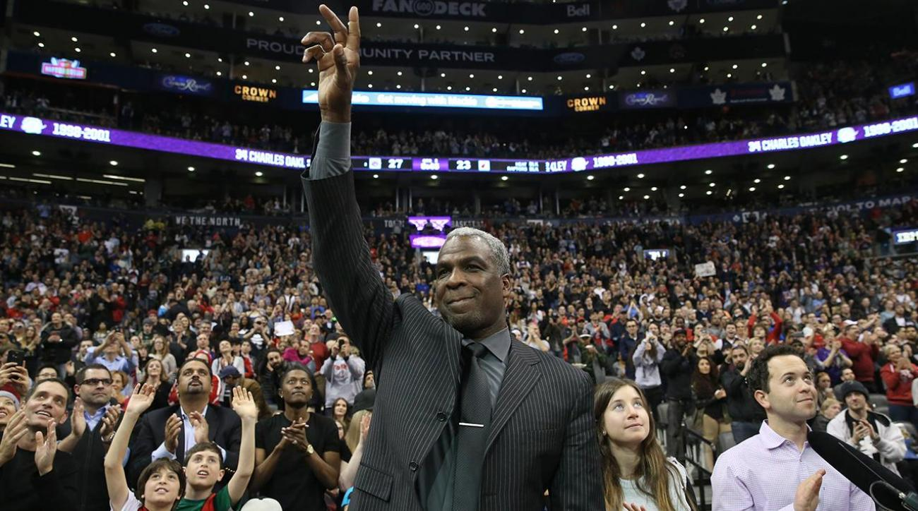 Report: Charles Oakley's Madison Square Garden ban lifted