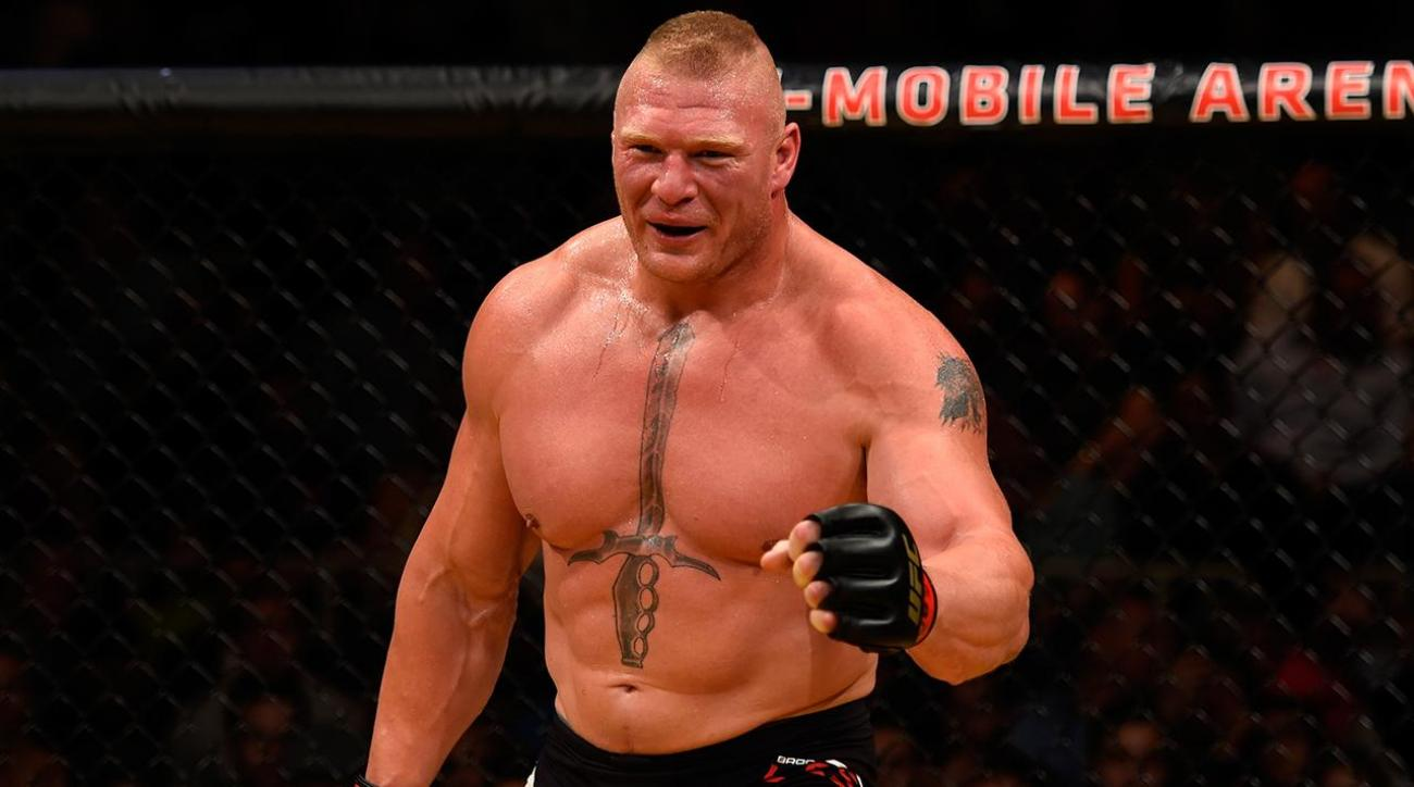 Brock Lesnar notifies UFC of his retirement from MMA