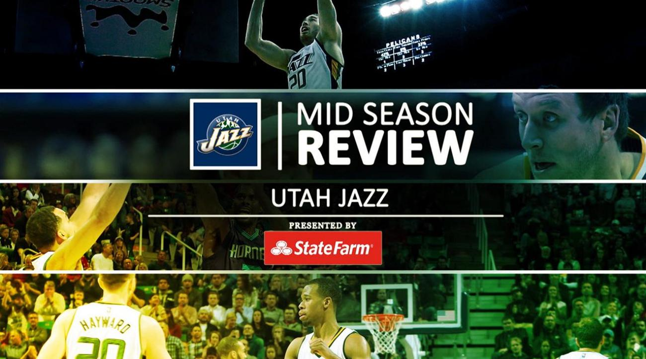 NBA Midseason Review - Utah Jazz IMG