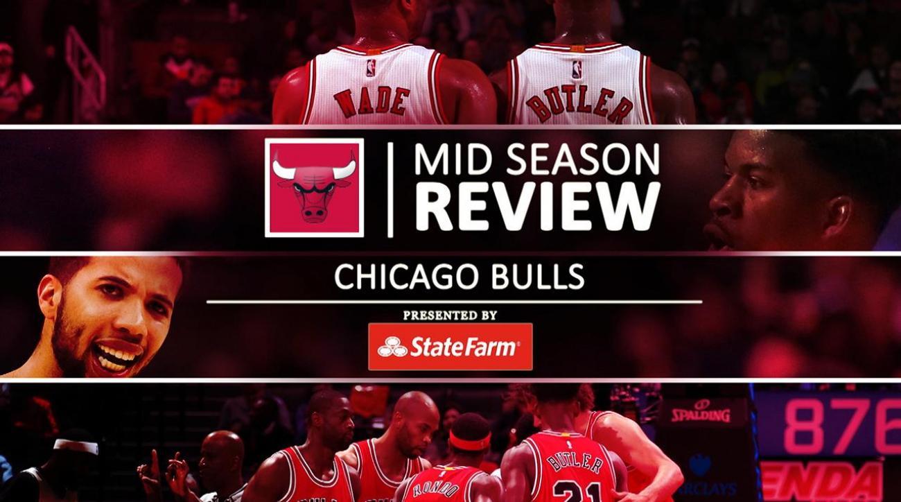 NBA Midseason Review - Chicago Bulls IMG