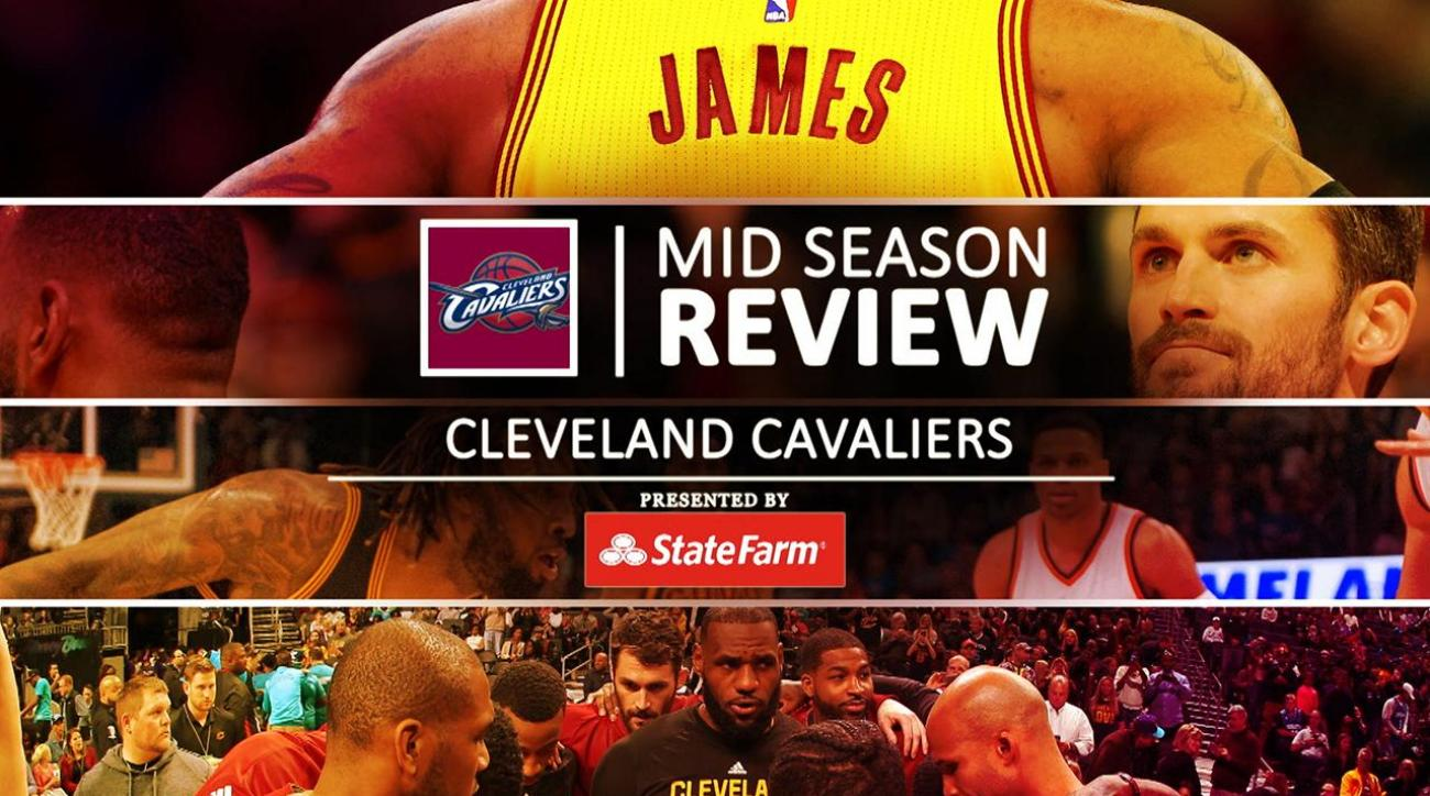 NBA Midseason Review - Cleveland Cavaliers IMG