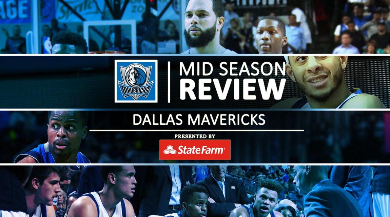 NBA Midseason Review - Dallas Mavericks IMG