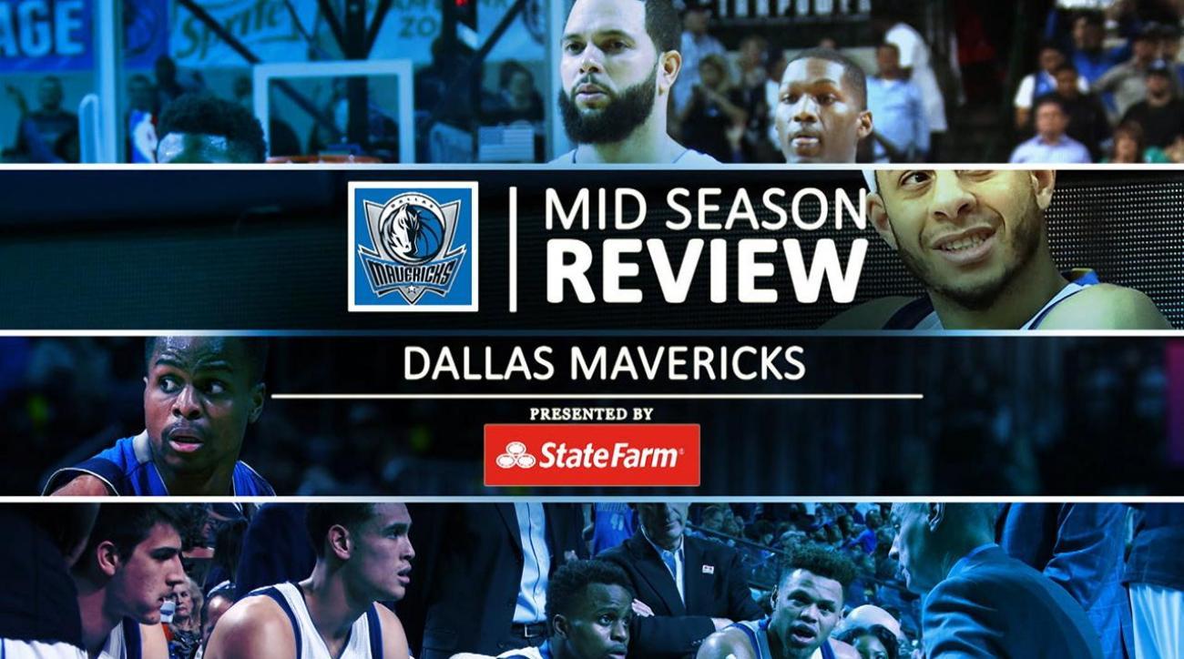 NBA Midseason Review - Dallas Mavericks IMG