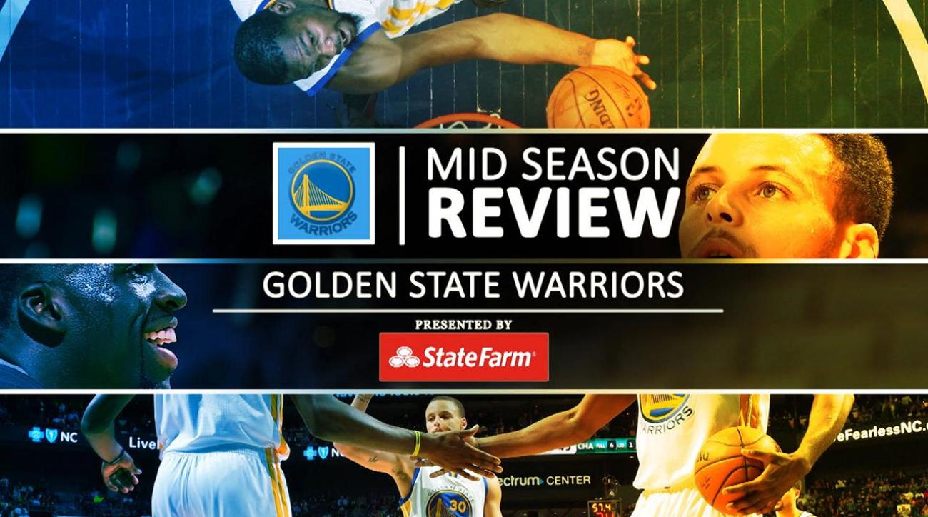 NBA Midseason Review - Golden State Warriors IMG