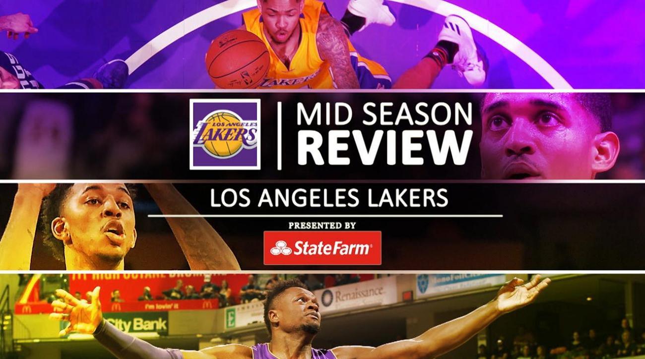 NBA Midseason Review - Los Angeles Lakers IMG