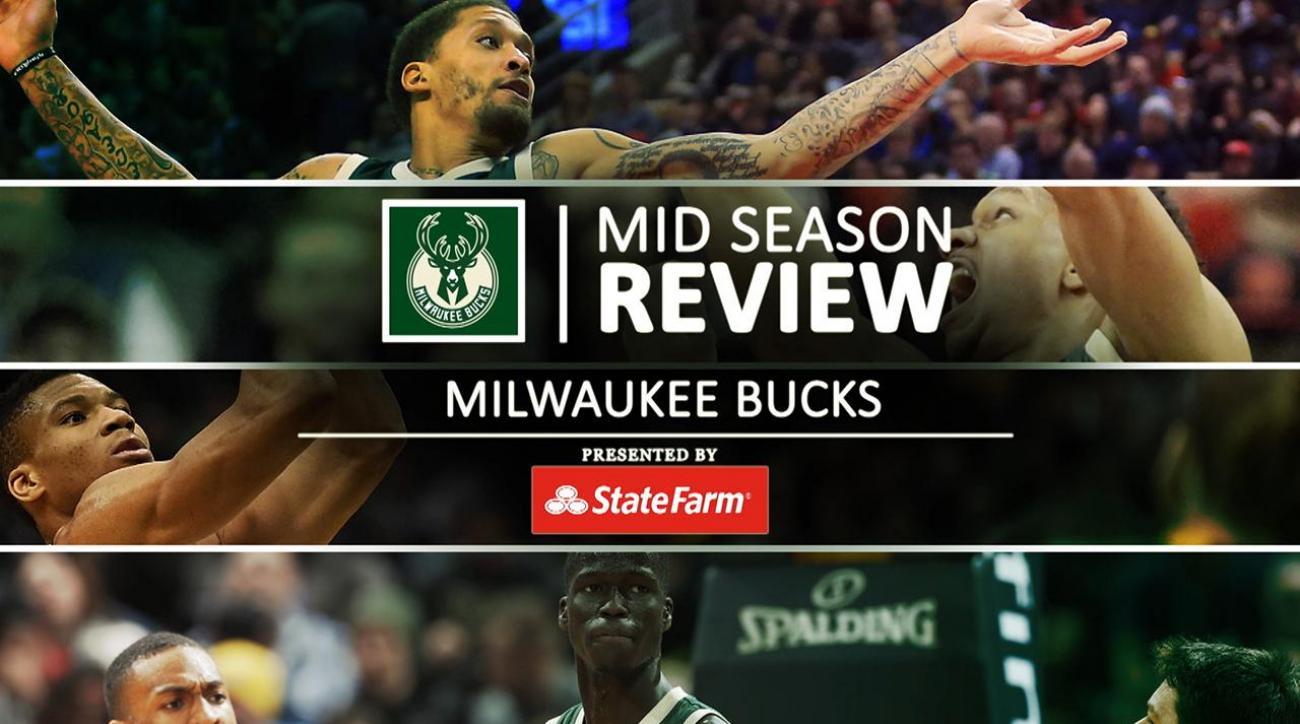 NBA Midseason Review - Milwaukee Bucks IMG