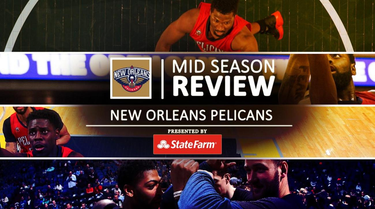 NBA Midseason Review - New Orleans Pelicans IMG