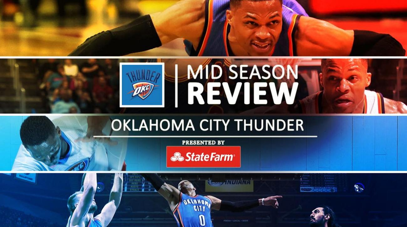 NBA Midseason Review - Oklahoma City Thunder IMG