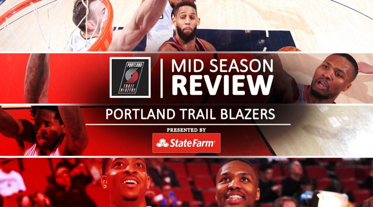 NBA Midseason Review - Portland Trail Blazers IMG