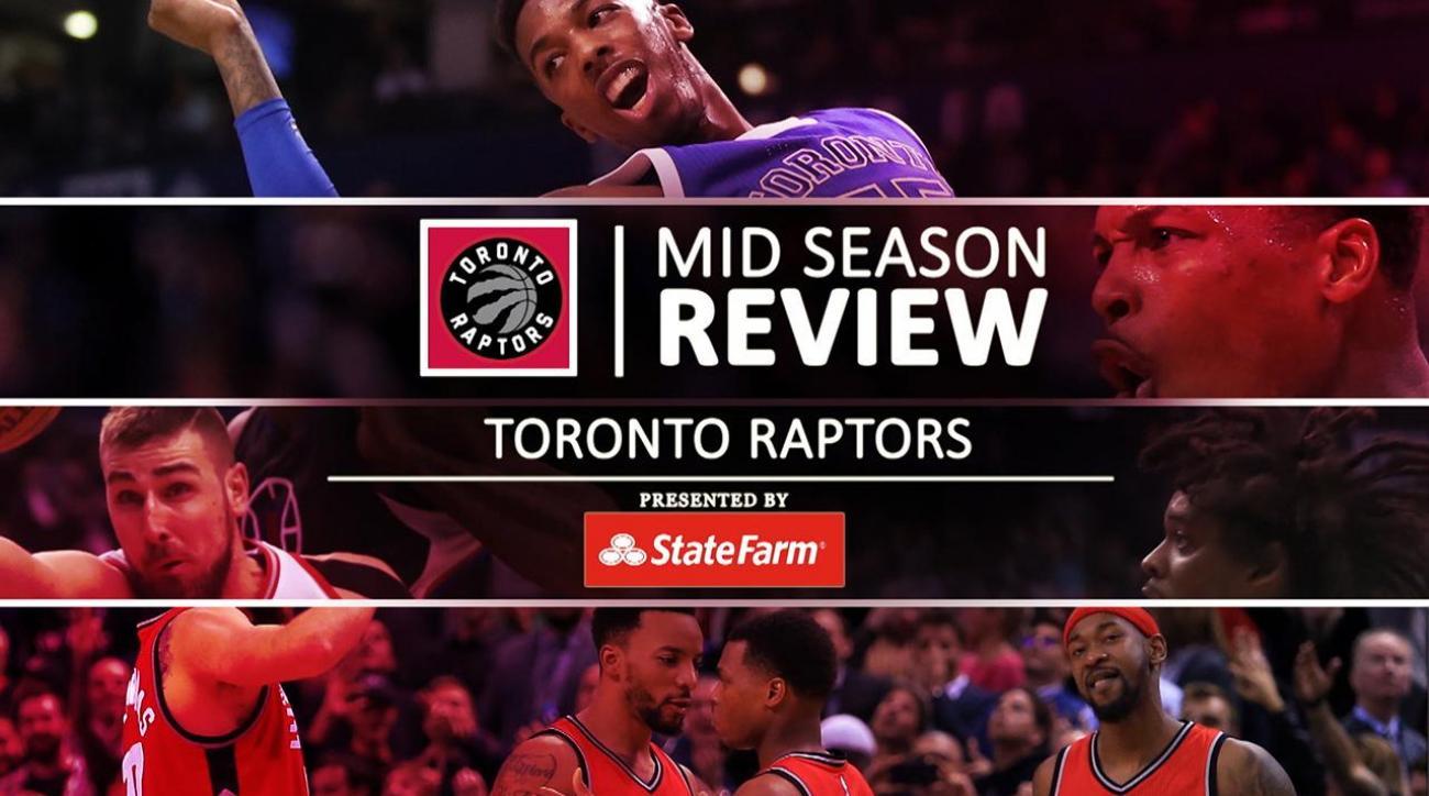 NBA Midseason Review - Toronto Raptors IMG