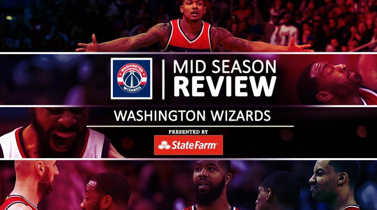 NBA Midseason Previews - Washington Wizards IMG