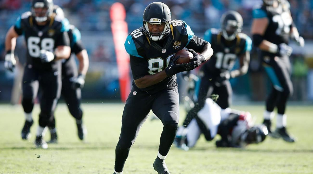 Report: Jaguars agree to trade Julius Thomas to Dolphins