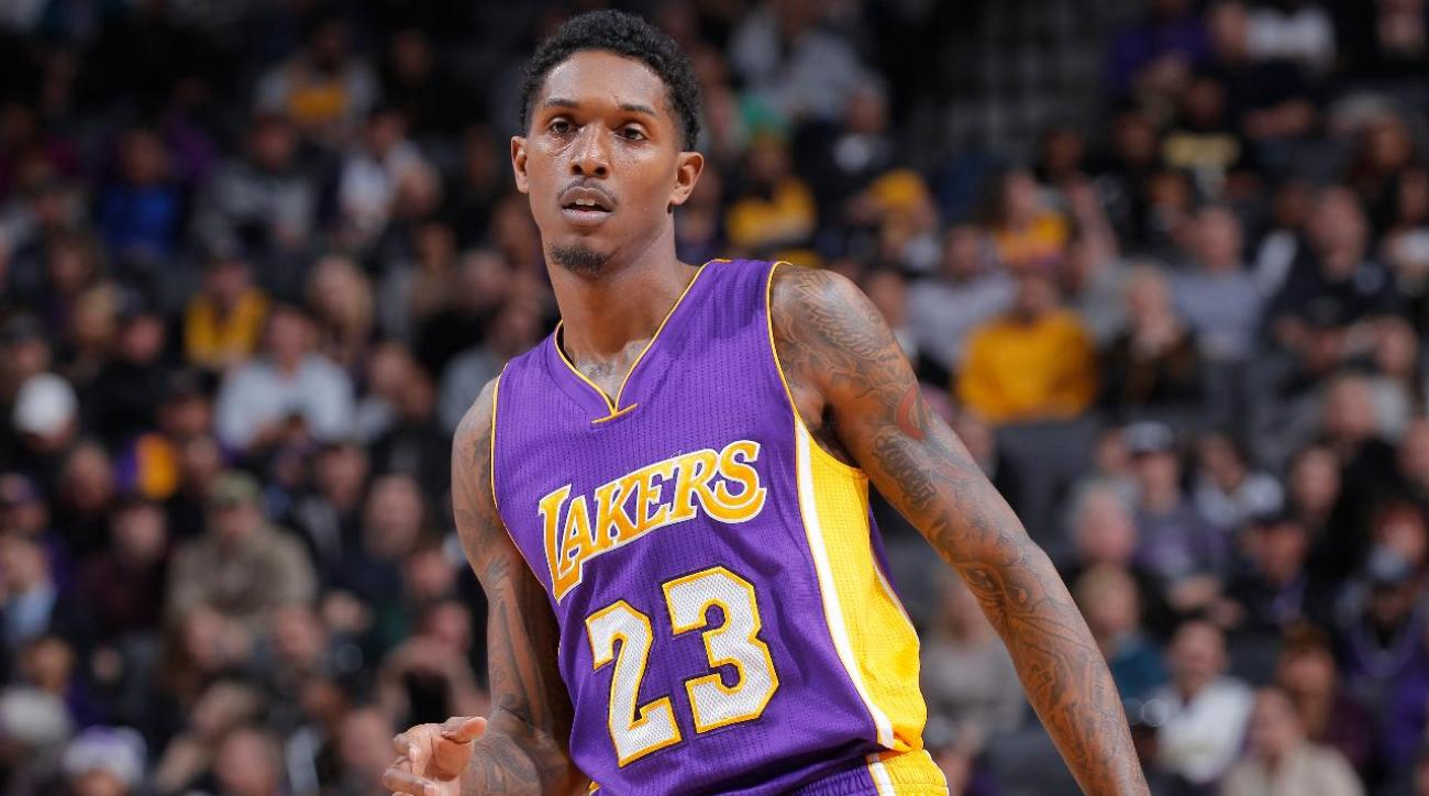 new product 3abcf 9a715 Lakers trade Lou Williams to Rockets