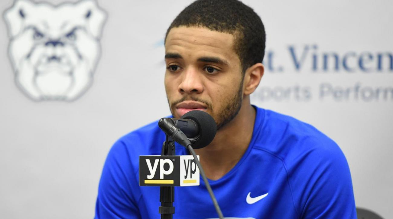 Creighton guard Maurice Watson charged with sexual assault